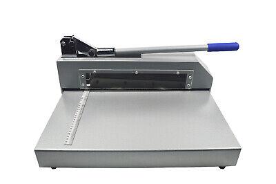 Intbuying Desktop Guillotine Shear Gauge Sheet Metal Plate Cutting Manual Usa