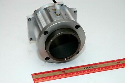 Pneumatic Cylinder - Large Diameter Hollow Shaft - 1 Stroke - 3 Sq-in Area