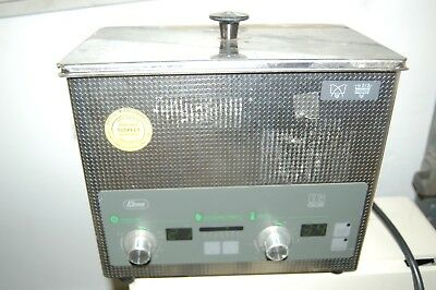 Lab-line Elma Ultrasonic Cleaner Digital  Sonic Dental Water Bath Heater