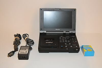 Sony GV-HD700 HDV 1080i Deck HD MiniDV Player Recorder - Walkman