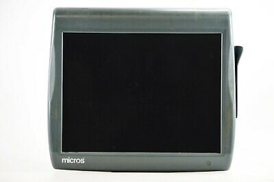 Micros Workstation 5a System Unit 400814-101 Pos Touchscreen