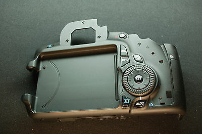 Canon EOS Rebel 60D Rear Cover Cabinet Genuine Part Original A0022
