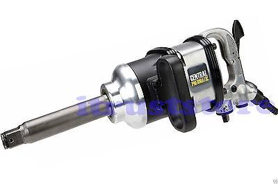 Industrial 1 Inch Pneumatic Air Impact Wrench Gun 8 Anvil 2000 Ft Lbs Torque