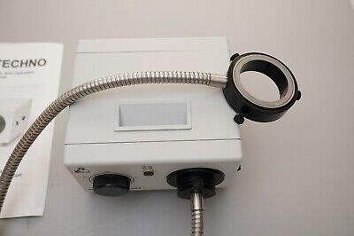 Meiji Fiber Optic Microscope Light Source Ft190115 Ft19005 Ft19005