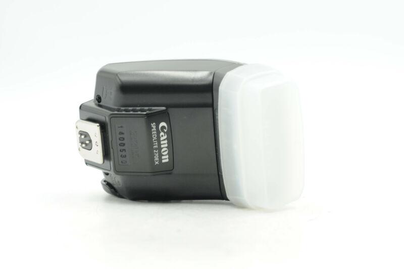 Canon 270EX Speedlite Flash                                                 #530