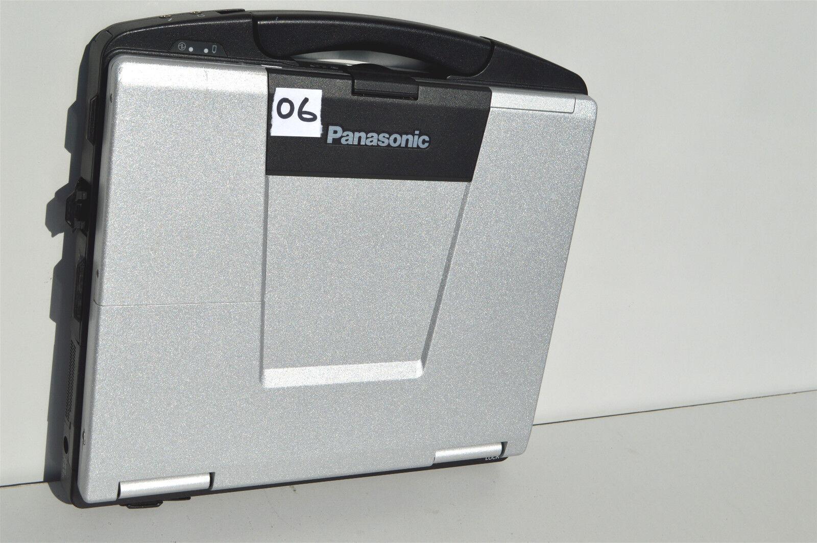 Panasonic Toughbook Cf-74 1.83ghz-2GHZ. 3gb RAM. 160SSD / Win 7  PRO/WIFI/