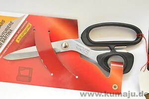 Kai Schere, Stoffschere, Textilschere N5210L, 210 mm Profiqualität Linkshänder