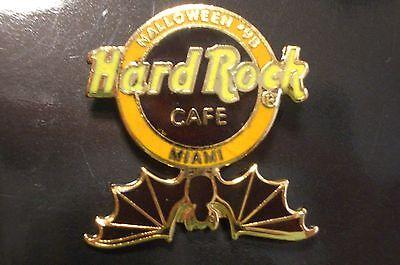 iami Halloween 1998 Bat Logo LE250  (Miami Halloween)