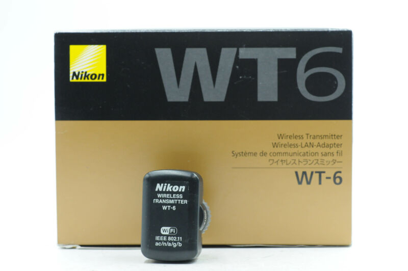 Nikon WT-6A Wireless Transmitter                                            #245