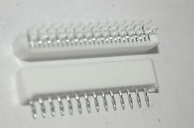 Molex 52045-2810 28-pin Female Straight Ffcfpc Connector New Lot Quantity-5