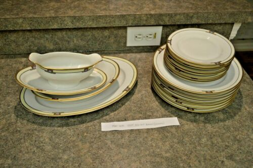 8 Extra Pieces Epiag Royal Czechoslovakia China Diana