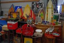 Vintage retro industrial warehouse open Thurs to Sunday 11am-5pm Mordialloc Kingston Area Preview
