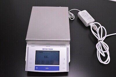 Mettler Toledo Xs4001s 100g-4000g Analytical Lab Weight Balance Scale Wwarranty