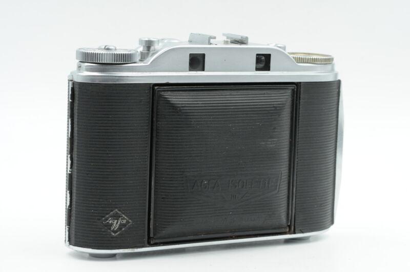 Agfa Isolette III Folding Camera (120 film) #526