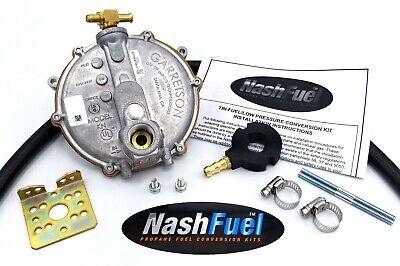 Propane Natural Gas Kit Briggs 14.5hp To 21hp Engine Generator Alternative Fuel