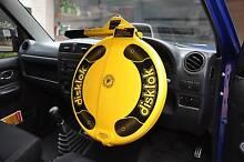 Disklok Steering Wheel Clamp Tumut Tumut Area Preview