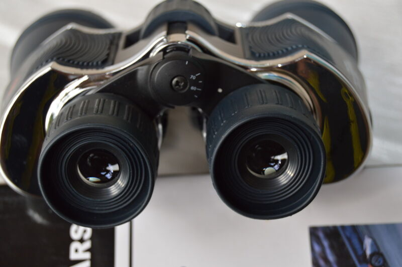 "Day/Night Prism  20x60 Binoculars Chrom  ""Perrini"" Ruby Lenses"