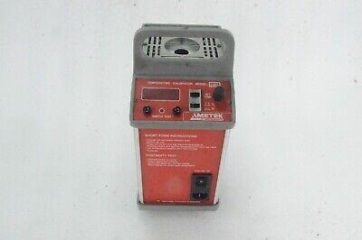 Ametek Temperature Calibrator Mtc Cool
