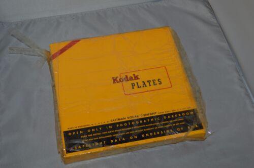KODAK PLATES RARE 12 TOTAL 9 1/2