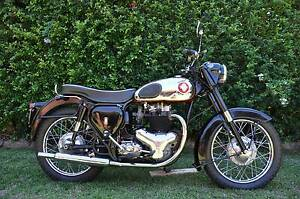 1956 BSA Golden Flash Toowoomba Toowoomba City Preview