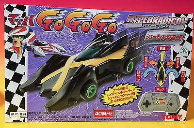 REMOTE RADIO CAR  SHOOTING ARROW TOMY SPEED RACER MAHA GOGOGO R/C  MOTOR MACH 5