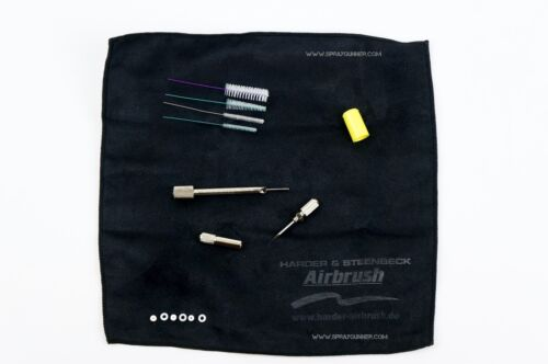 Airbrush Service cleaning & maintenance Kit by Harder & Steenbeck  217500