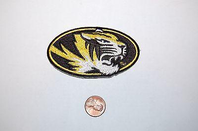 Missouri Tigers Mizzou 3 1 2  Patch 1996 Present Primary Logo College