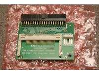 IDE 40-Pin to Compact Flash Adapter with Rear Bracket MK-CF05