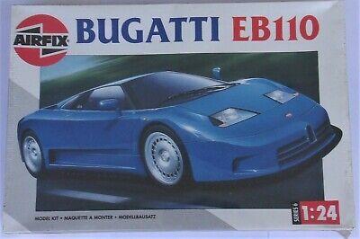 Airfix Bugatti EB 110 #06420 Series 6 Scale 1:24 New in Box