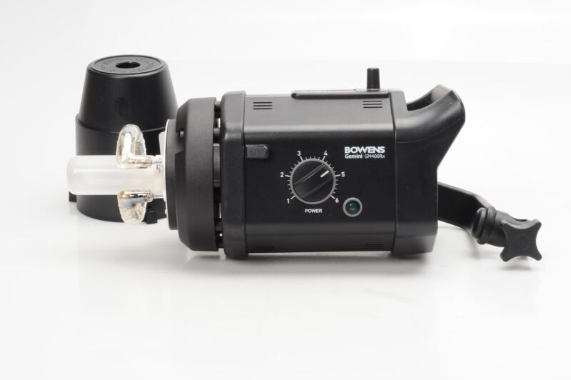 Bowens Gemini 400Rx 400ws Monolight GM400RX                                 #195