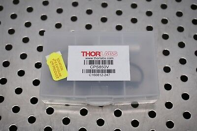 Thorlabs Cps850v - Collimated Vcsel Diode Module 850 Nm 0.85 Mw Circular Beam