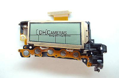 Canon Eos 60d Digital Slr Top Lcd Screen Display Contact ...
