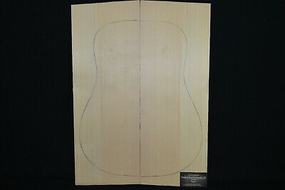 SITKA SPRUCE Soundboard Luthier Tonewood Guitar Wood Supplies SPAGAD-017