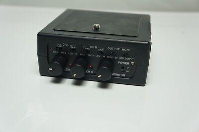 Azden FMX-DSLR Portable Mixer