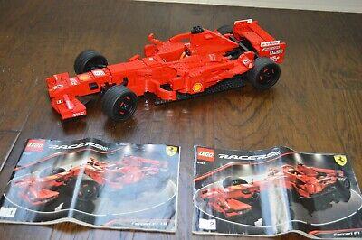 LEGO Racers Ferrari F1 1:9 (8157) 100% Complete