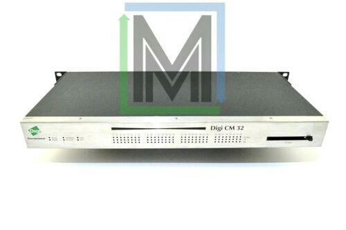DIGI CM 32 DIGICM32 50000838-05 32-Port RJ-45 Console Server