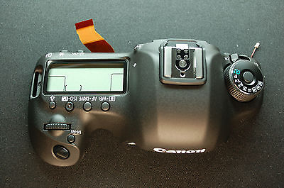 CANON EOS REBEL 5D Mark III TOP COVER CABINET PART ORIGINAL OEM
