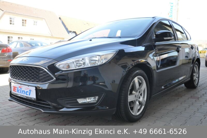 Ford Focus Lim. Business