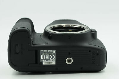 Canon EOS 6D 20.2MP Digital SLR Camera Body                                 #622