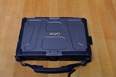 Fully Rugged GETAC V110 i5 4300U 1.90-2.50GHz,8GB,250GB SSD Laptop/Tablet MINT
