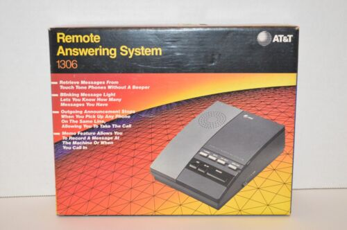 AT&T Remote Answering System 1306 NOS