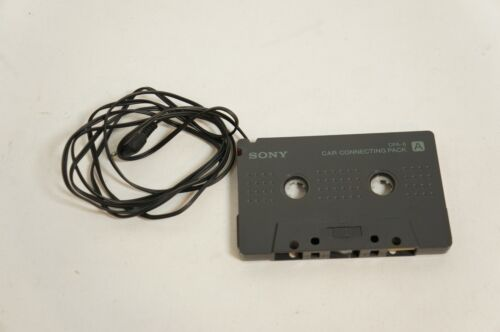Sony Car Connecting Pack Cassette Adapter CPA-8