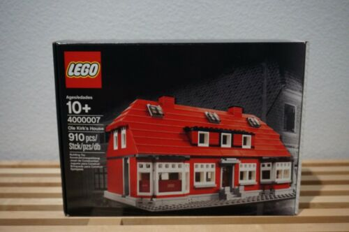 LEGO 4000007 OLE KIRK