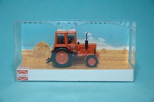 Busch-51300-belarius-Tractor-mts-80-ROJO-NARANJA-HO-NUEVO