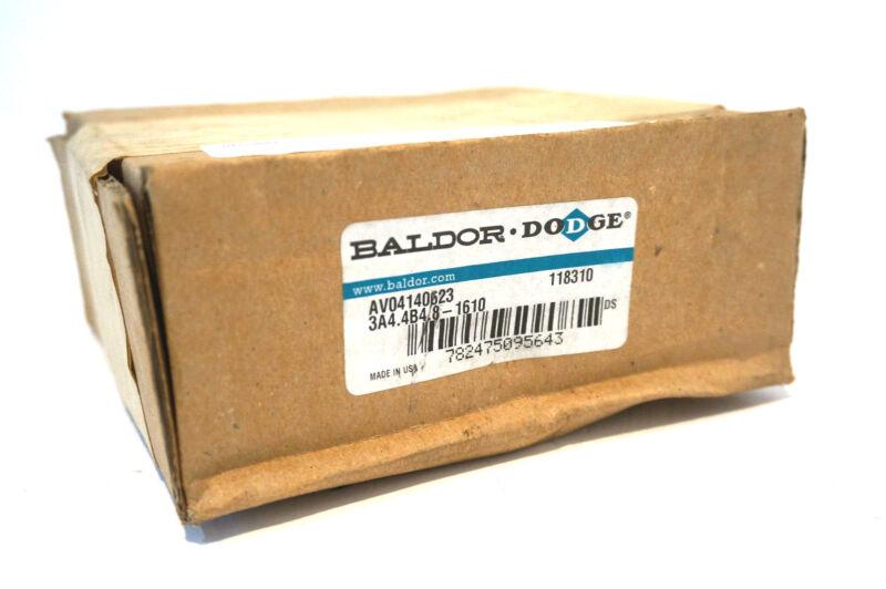 NEW DODGE 118310 TAPER LOCK SHEAVE 3A4.4B4.8-1610