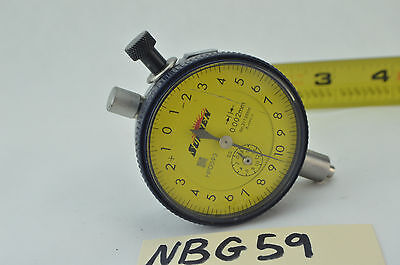 Sunnen 2113ssn Dial Indicator 6 Jewels 0.002mm Bore Gage Dial Indicator ..
