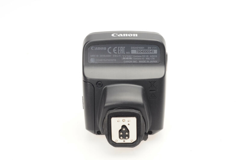 Canon ST-E3-RT Speedlite Transmitter STE3RT                                 #545