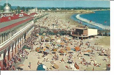 M  Santa Cruz Beach Located On Monterey Bay  California 10 26 1964