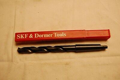 Skf Dormer Tools Taper Shank Drill Bit 1932 Hs