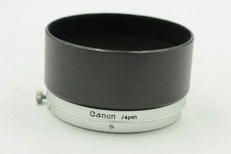 Canon T-60-2 Clamp On Lens Hood Shade                                       #300
